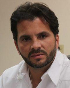 Rafael Pacchiano Alemán, Secretario de Medio Ambiente y Recursos Naturales.